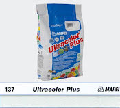 Ultracolor Plus Fogmassa  137 Carribean 5 kg