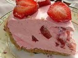 Strawberry Parfait Pie Recipe