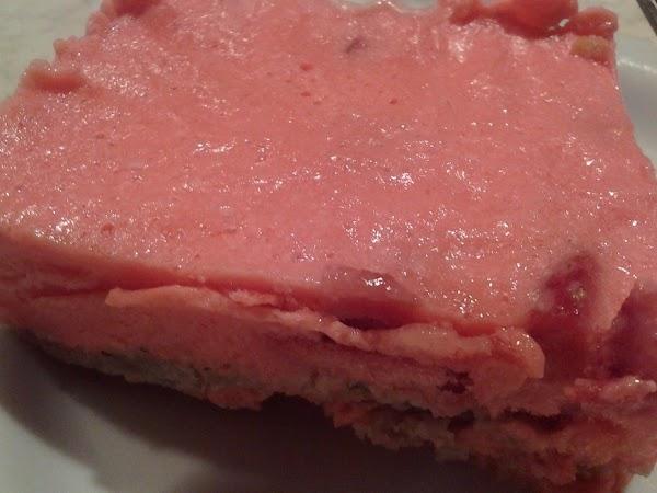 Frozen Strawberry Pie With Lemon Poppy Seed Crust Recipe