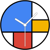 Mondrian Watch Face