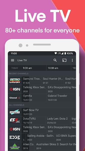 Plex: Stream Free Movies, Shows, Live TV & more modavailable screenshots 2