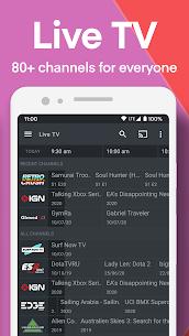 Plex Apk : Stream Free Movies, Shows, Live TV & more 2