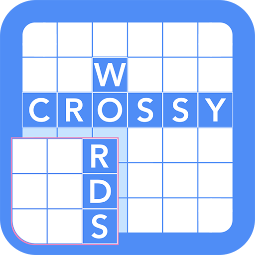 Crossy Words (Crossword+Fill-Ins+Chainword)