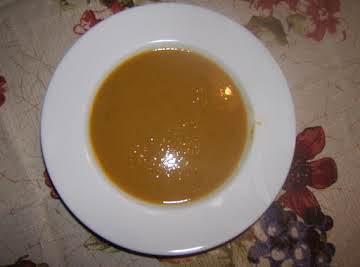 Simple Split Pea Soup for the Crock Pot