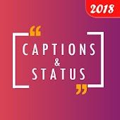 Captions for Photos 2018