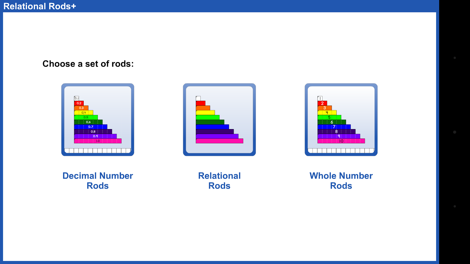Relational Rods+ by mathies- screenshot