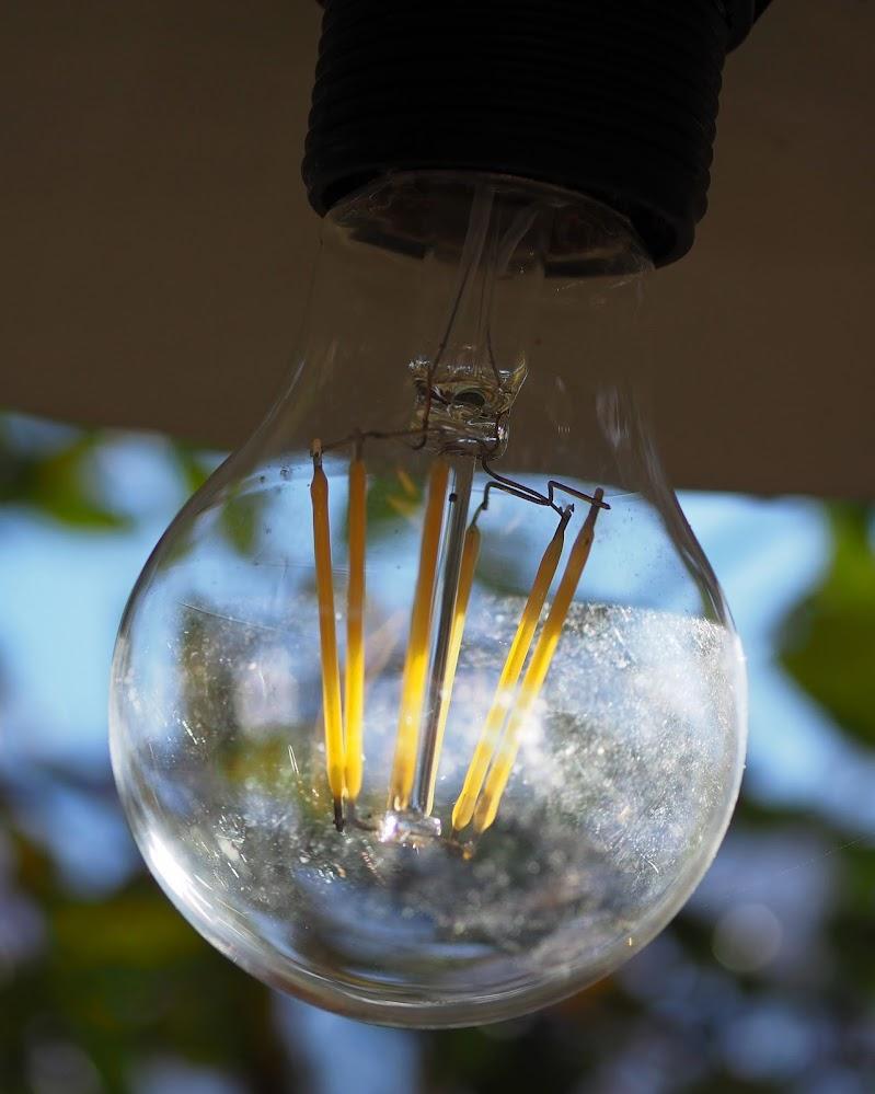 Luce nel vetro  di Barbara Ciuti