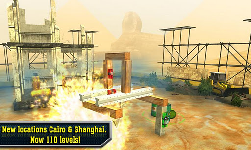 Demolition Master 3D Free screenshot 5