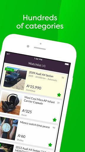 Gumtree: Search, Buy & Sell 6.14.0 screenshots n 2