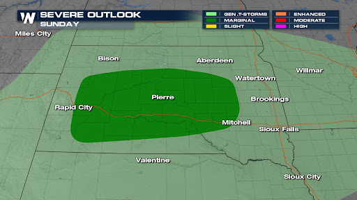 Midwest Severe Storms Ramp Up Through Midweek