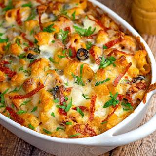 No Boil Pasta Casserole Recipes.