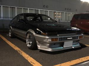 スプリンタートレノ AE86 GT-APEX 後期のカスタム事例画像 けいちゃん@さんの2019年11月01日15:27の投稿