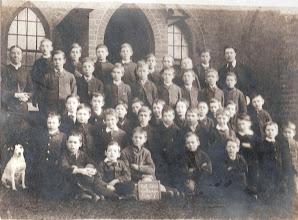 Photo: Wateringbury School C1878/79