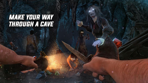 Evil Killer Hero Survival: Ghost House Escape 2020 1.9 screenshots 1