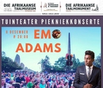 Piekniekkonsert: Emo Adams / Picnic Concert: Emo Adams : Afrikaanse Taalmonument