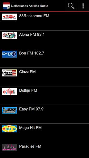 Netherlands Antilles Radio