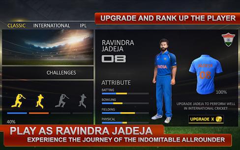 Ravindra Jadeja: Official Cricket Game 2