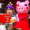 Scary Piggy Escape Obby Mod of Roblx icon