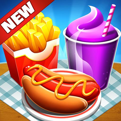Cooking Games For Girls - Food Fever Restaurant