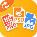 Photo Converter - Transform photos & Resize Image icon