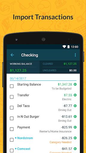 YNAB — Budget, Personal Finance screenshot