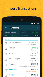 YNAB — Budget, Personal Finance Screenshot