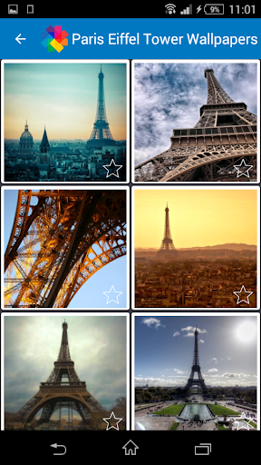 Paris Eiffel Tower Wallpapers