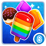Frozen Frenzy Mania – Match 3 Icon