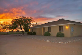 Front picture of 2 acre horse property in San Tan Valley