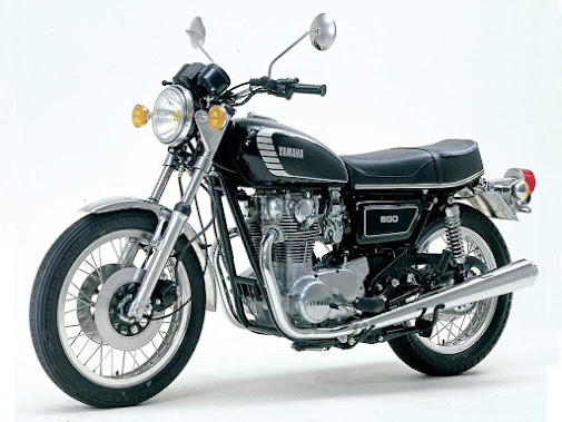 Yamaha XS 650-manual-taller-despiece-mecanica