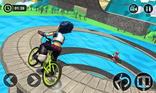 Fearless BMX Rider 2019 1.5 screenshots 2