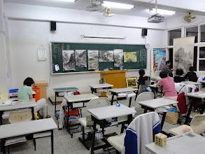 Photo: 20111107頭份(一)山水有情—中國山水畫初探001