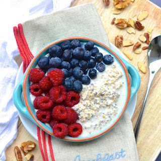 Vegan Overnight Oats With Steel Cut Oats Recipes