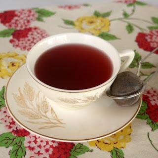 Immunity Building Herbal Vitamin C Tea.