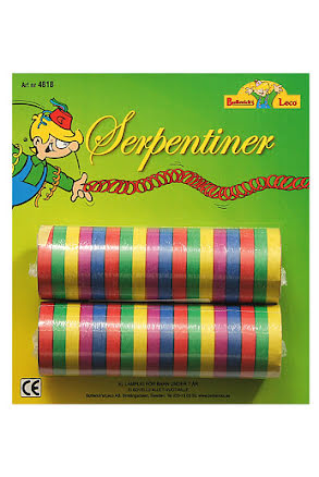 Serpentiner 2-pack