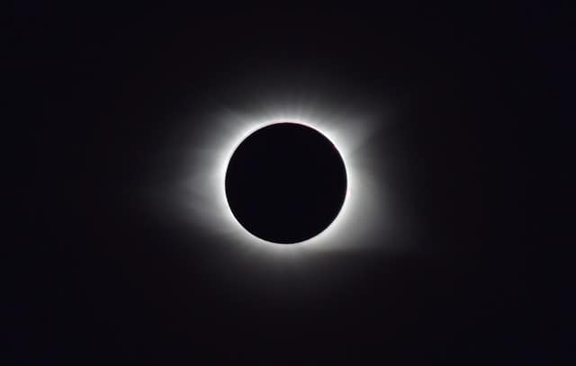 Total eclipse of the sun in 2017