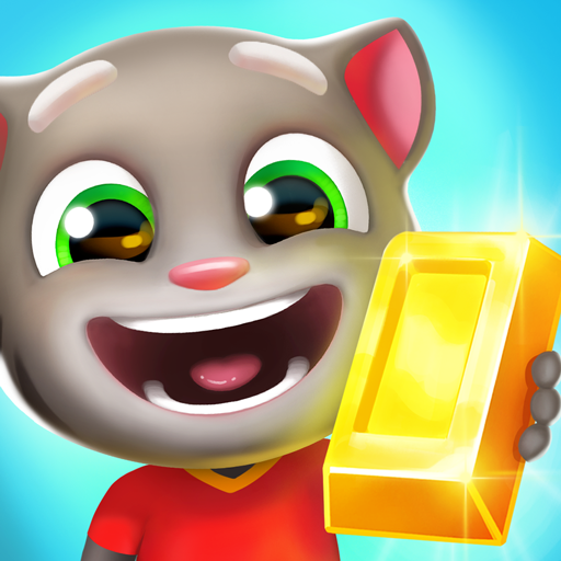 Talking Tom: Corrida do Ouro