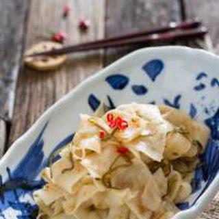 Pickled Daikon Radish Recipe