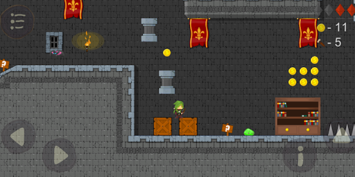 Evil Dungeon: Action 2D platformer screenshot 5