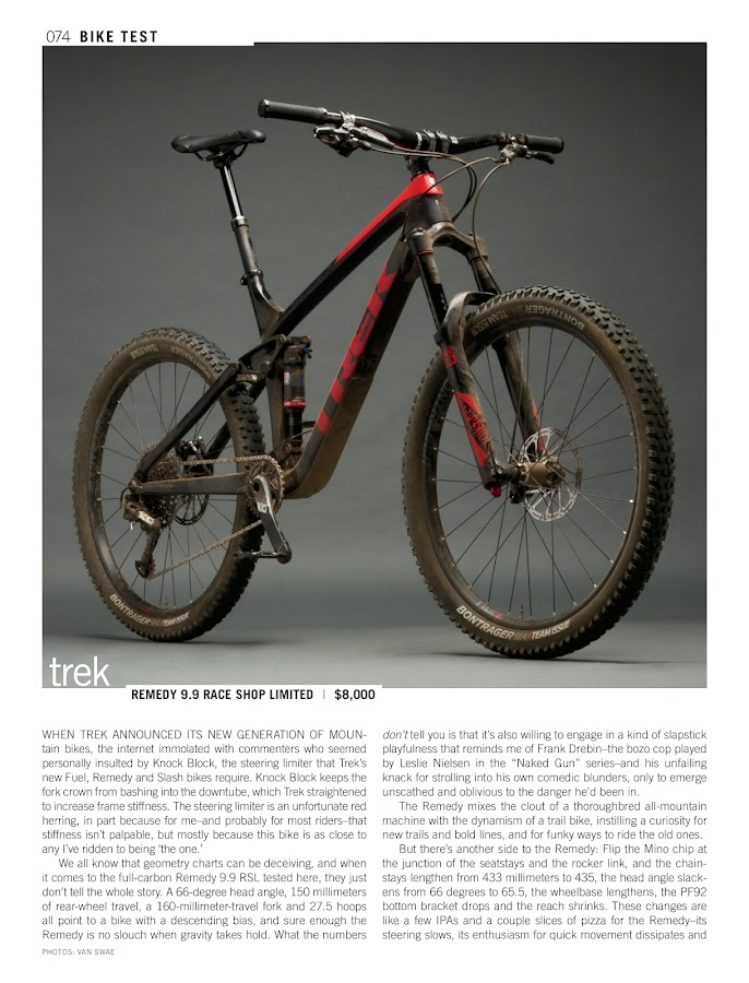 Bike Magazine- screenshot