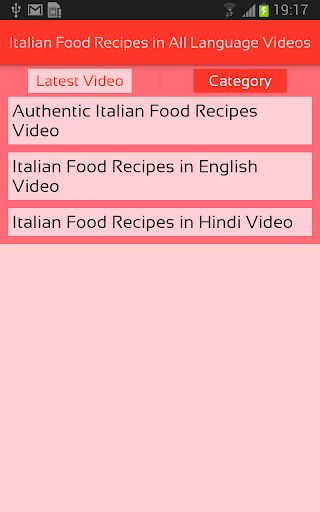 Italian food recipes in all language videos apk download apkpure italian food recipes in all language videos screenshot 3 forumfinder Choice Image