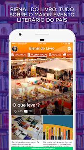 Bienal Amino para Bienal do Livro - náhled