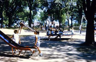Photo: Playground 1959