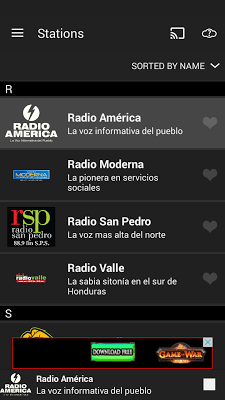 AMERICA MULTIMEDIOS - screenshot