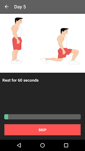 30 Day Legs Workout Challenge  screenshots 14