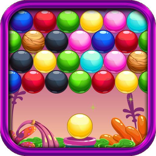 街機App|Alien Planet Bubble Shooter LOGO-3C達人阿輝的APP