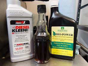 Photo: Day 128-Diesel Fuel Additive