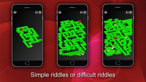 Maze - Logic puzzles apktram screenshots 4