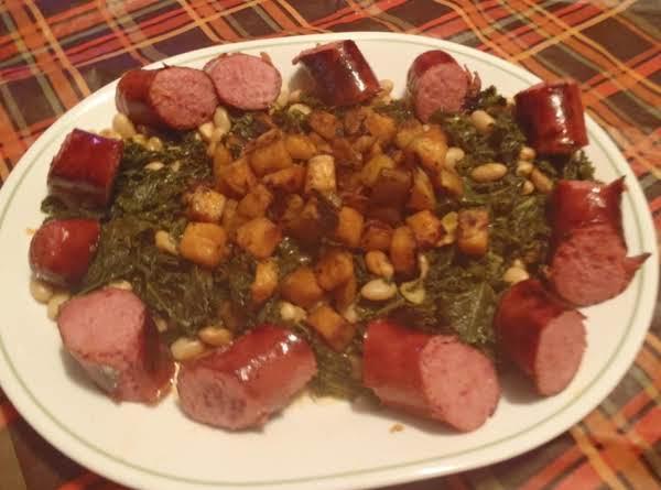 Kielbasa & Kale Recipe