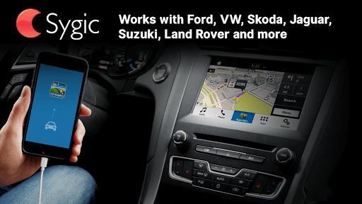 Sygic Car Connected Navigation screenshot 8